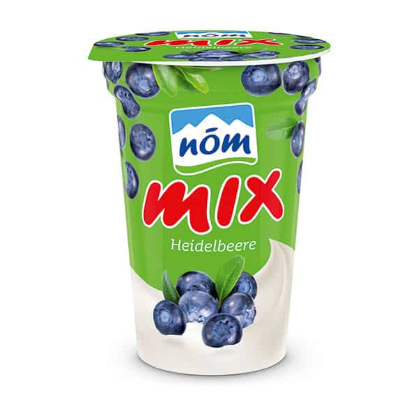NÖM Mix Heidelbeer 180g