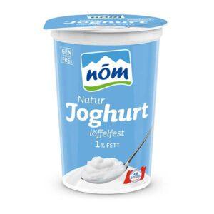 NÖM Joghurt löffelfest