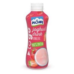 NÖM to-go Joghurtdrink Erdbeer