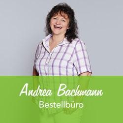 Mitarbeiter Andrea Bachmann 1