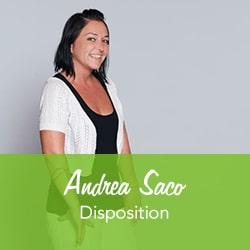 Mitarbeiter Andrea Saco 1